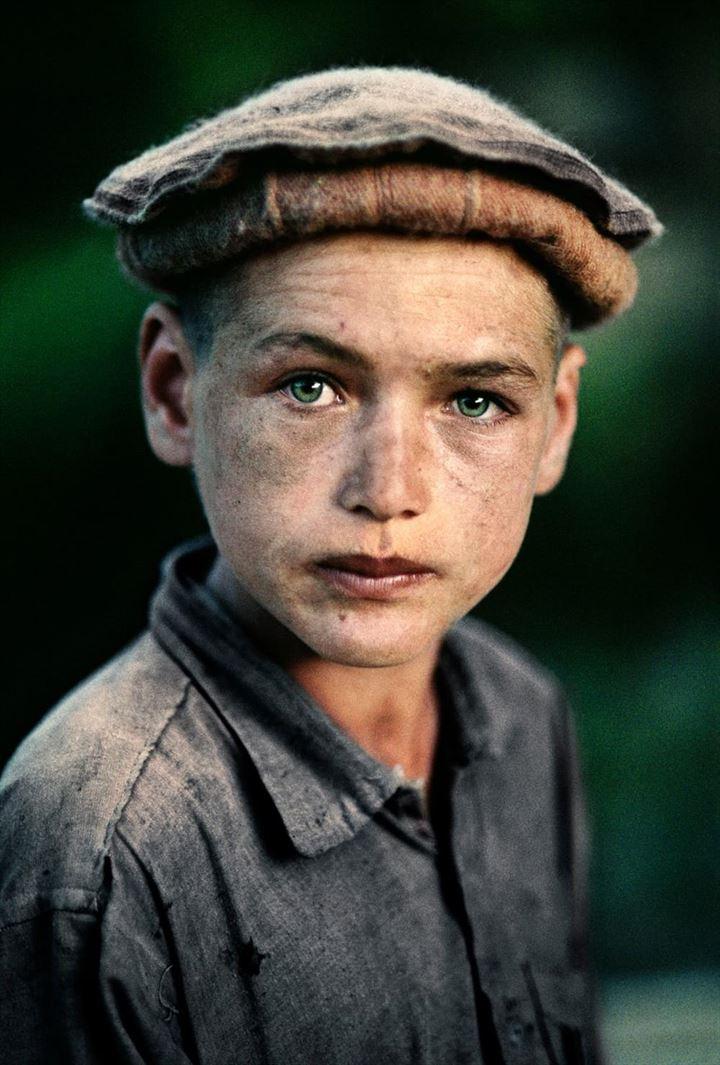 Steve McCurry'nin gözünden Afganistan 4