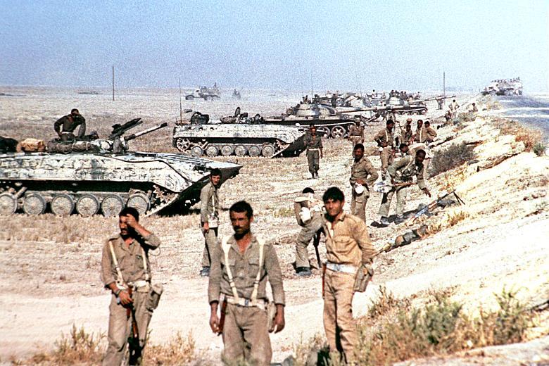 İran - Irak Savaşı 1980 4