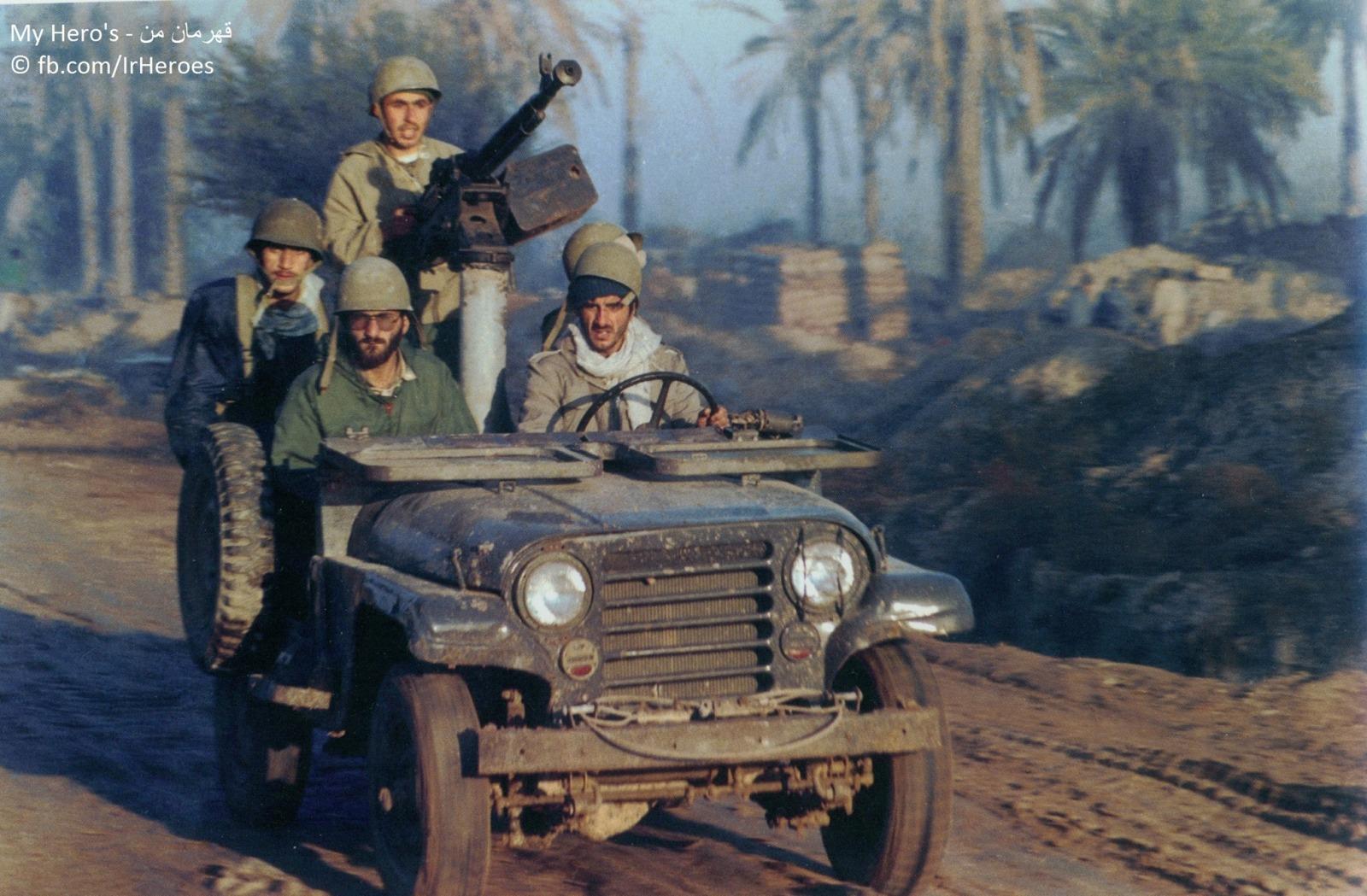İran - Irak Savaşı 1980 6