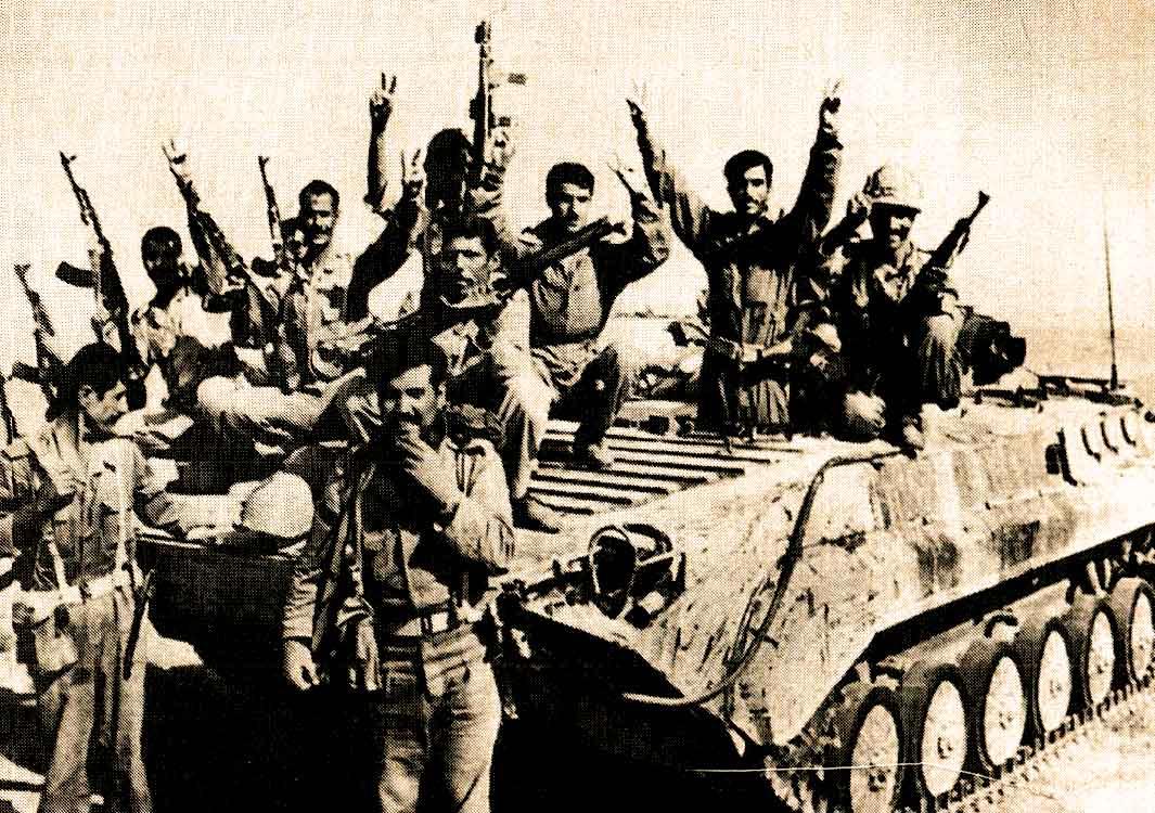 İran - Irak Savaşı 1980 7
