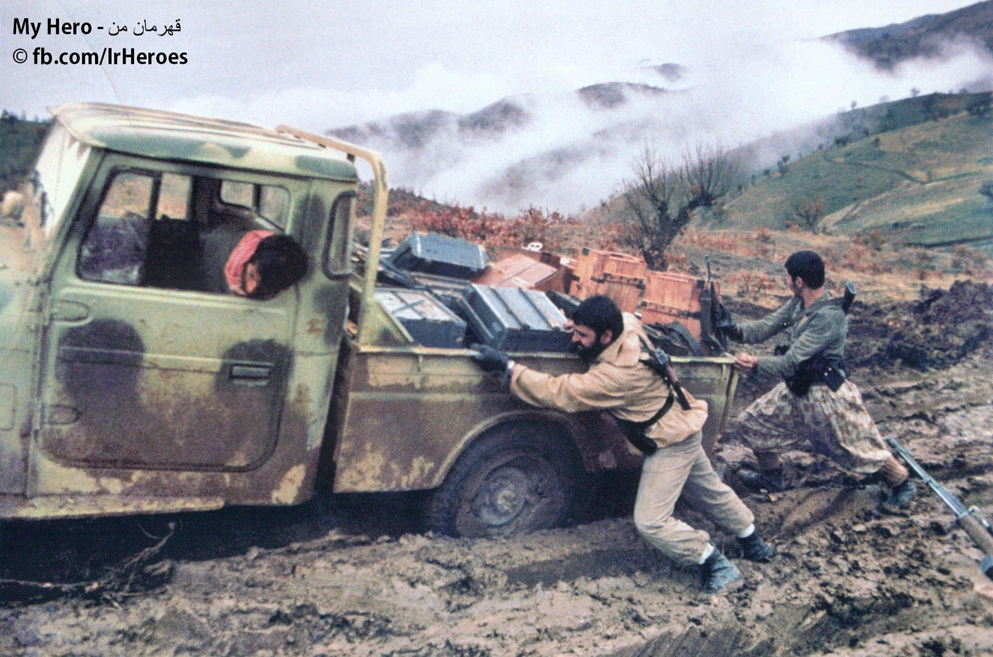 İran - Irak Savaşı 1980 8