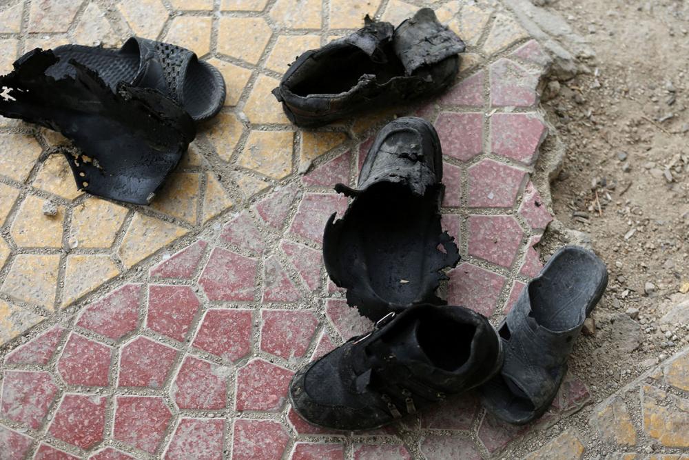 Suriye öğrencileri: Savaş alanında okula gitmek 10