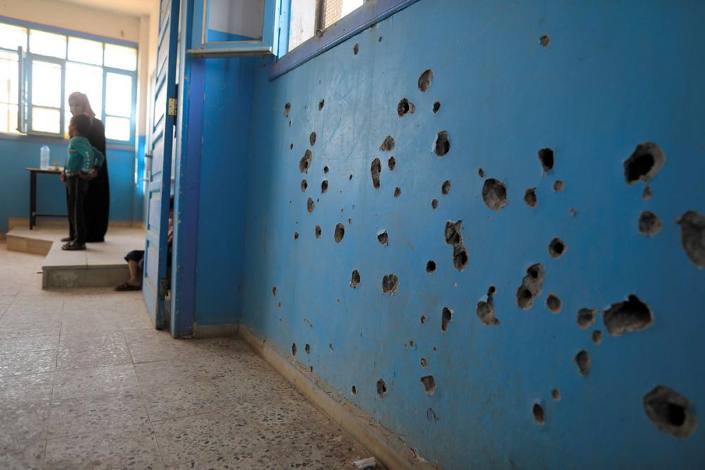 Suriye öğrencileri: Savaş alanında okula gitmek 2