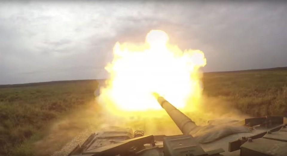 Rusya'nın yeni nesil savaş makineleri 10