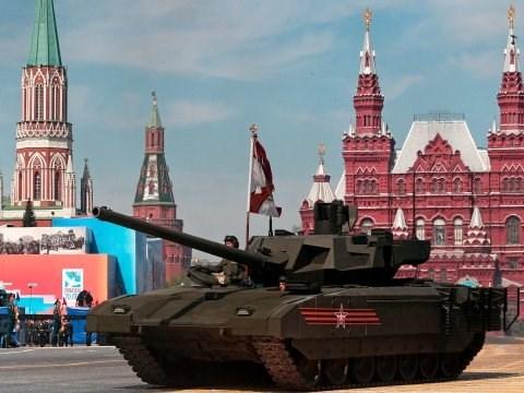 Rusya'nın yeni nesil savaş makineleri 11