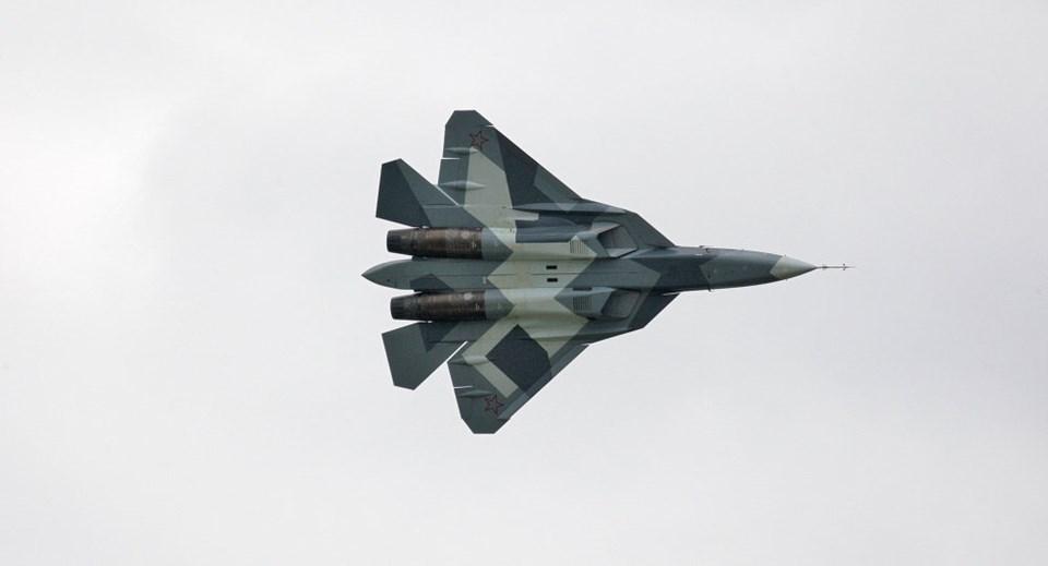 Rusya'nın yeni nesil savaş makineleri 12