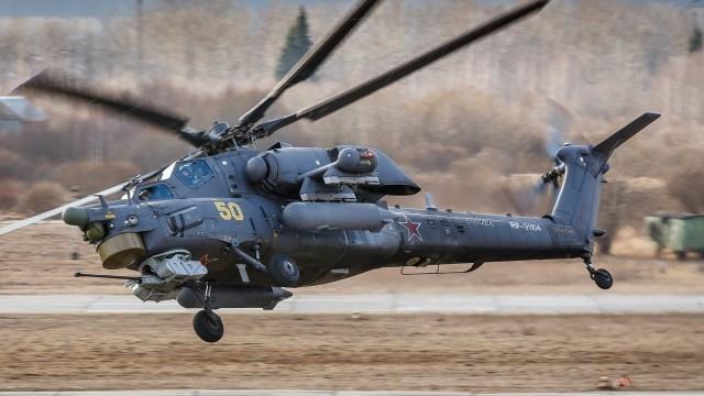 Rusya'nın yeni nesil savaş makineleri 18