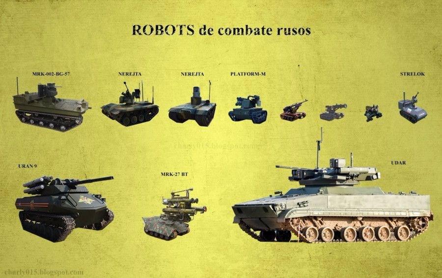 Rusya'nın yeni nesil savaş makineleri 27