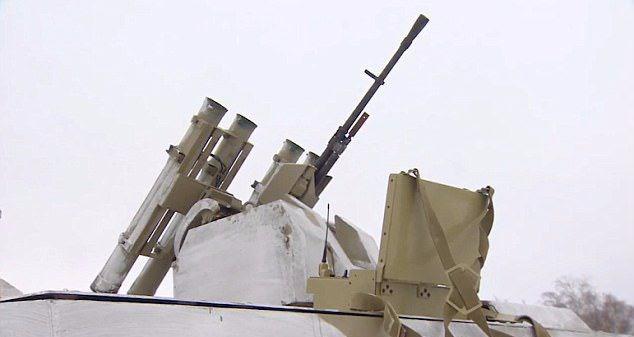 Rusya'nın yeni nesil savaş makineleri 29