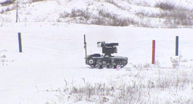Rusya'nın yeni nesil savaş makineleri 30