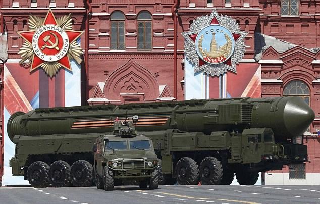 Rusya'nın yeni nesil savaş makineleri 6