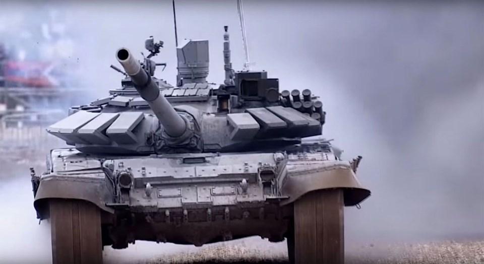 Rusya'nın yeni nesil savaş makineleri 9