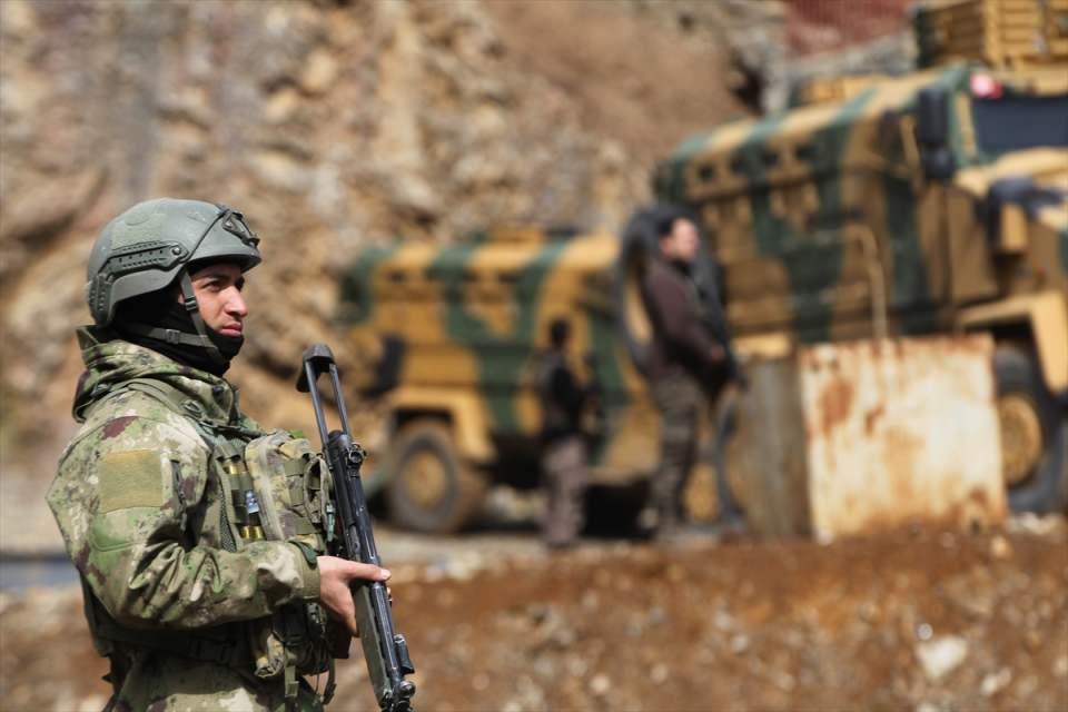 PKK sığınaklarına operasyon 2