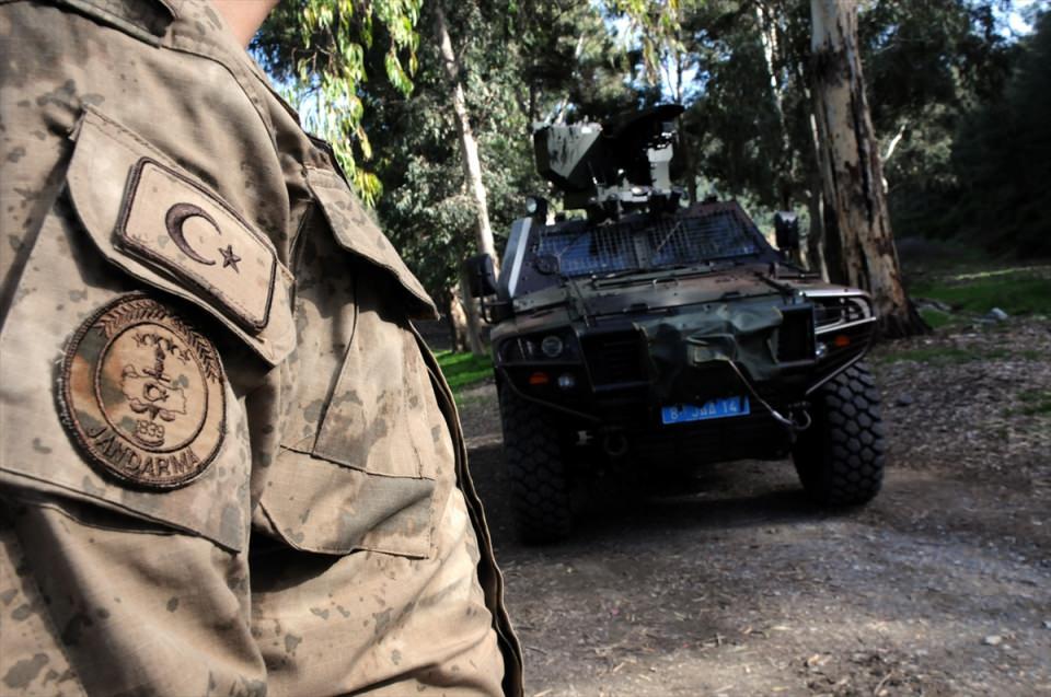 PKK sığınaklarına operasyon 20