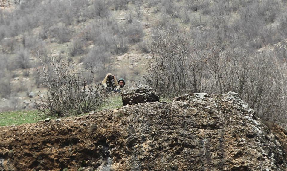 PKK sığınaklarına operasyon 3