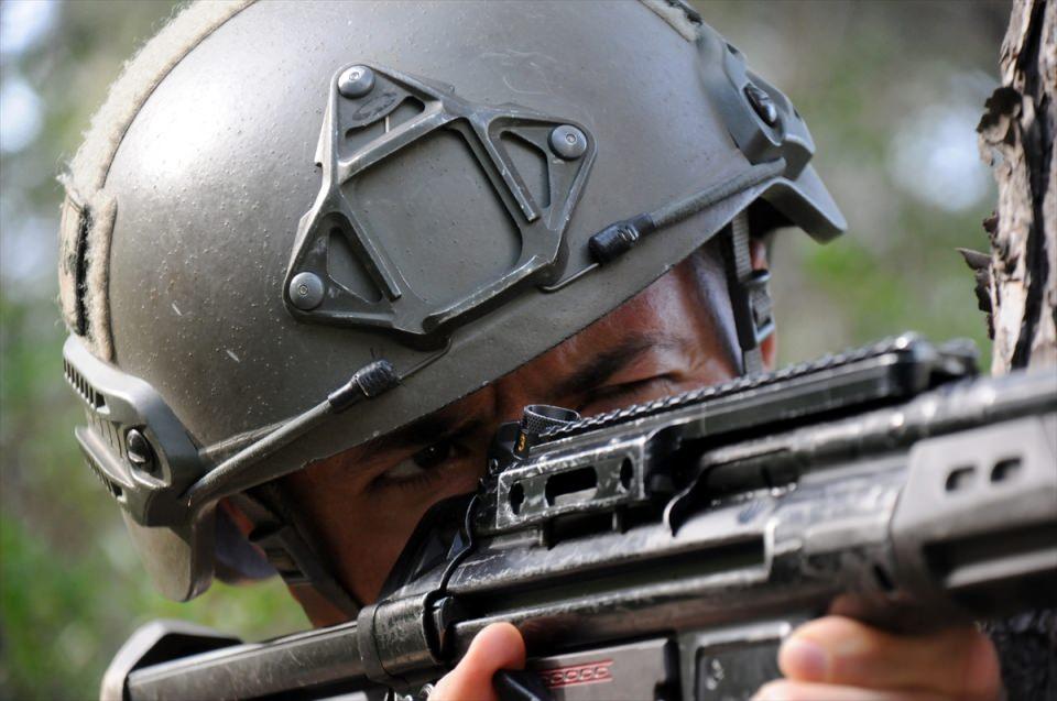 PKK sığınaklarına operasyon 9