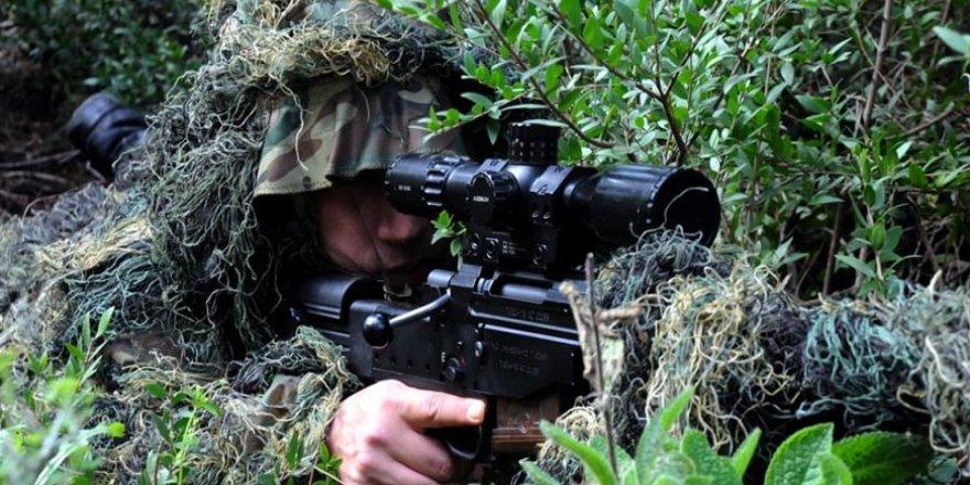 PKK sığınaklarına operasyon