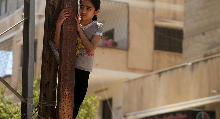 Gazze'deki 'hayata dair' insan manzaraları 23
