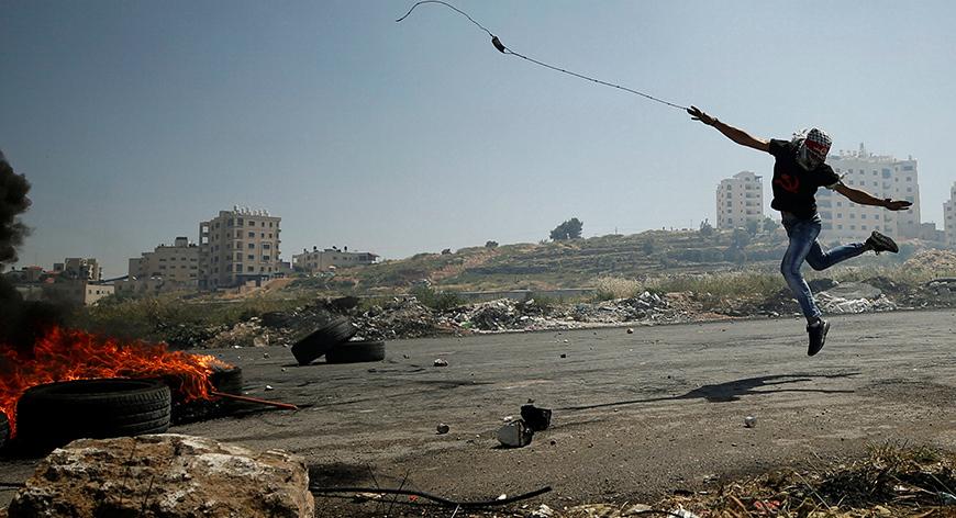 Gazze'deki 'hayata dair' insan manzaraları 24