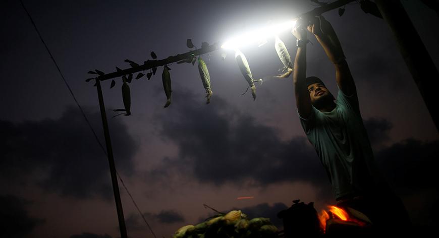 Gazze'deki 'hayata dair' insan manzaraları 4