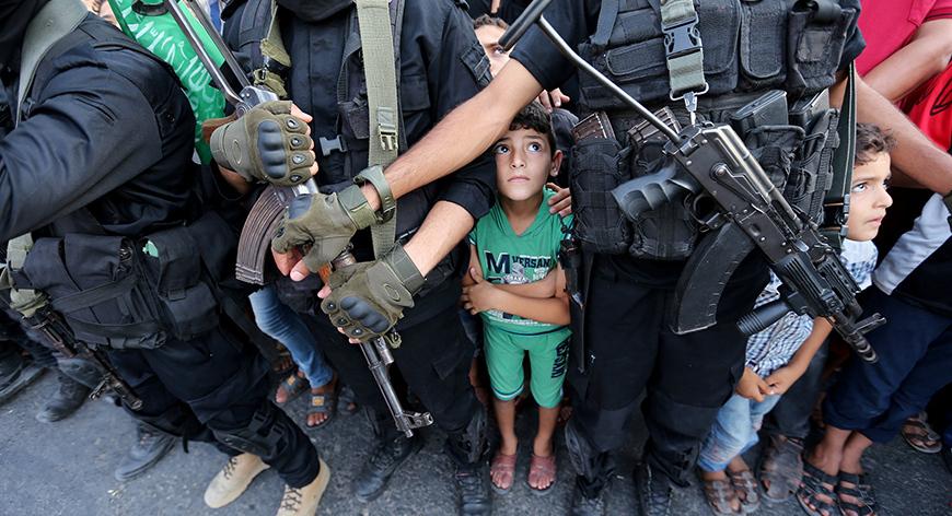 Gazze'deki 'hayata dair' insan manzaraları 7