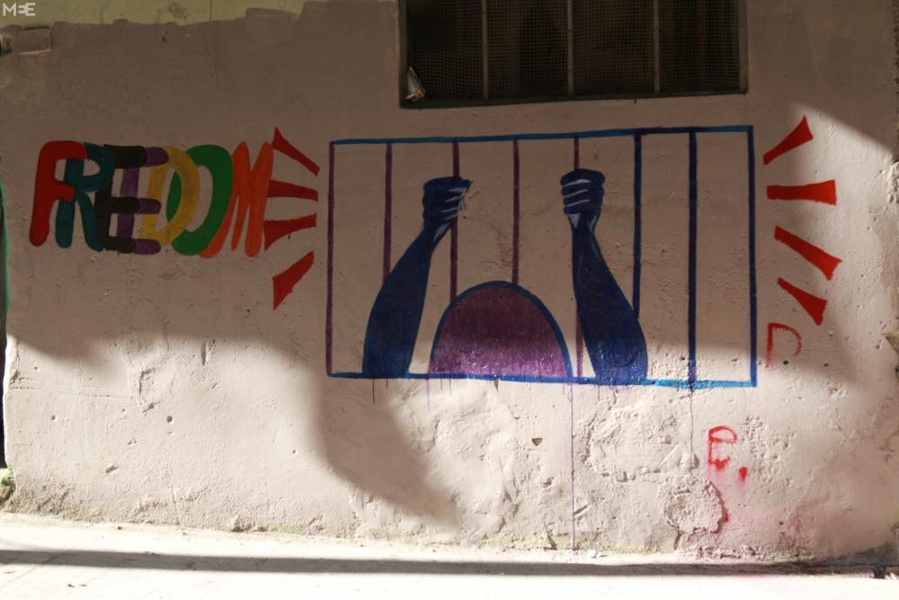 Halep'te 'devrim sanatı' 2
