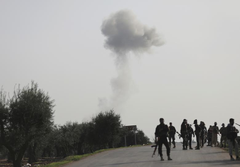 TSK destekli kuvvetlerin Suriye hamlesi 1
