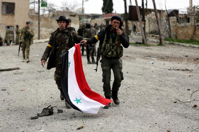TSK destekli kuvvetlerin Suriye hamlesi 12