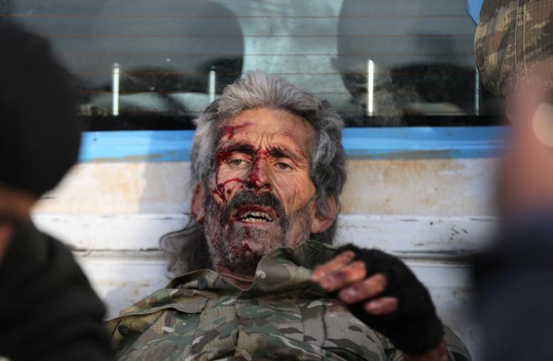 TSK destekli kuvvetlerin Suriye hamlesi 13