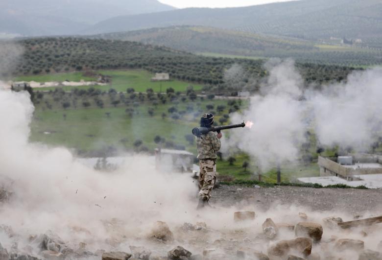 TSK destekli kuvvetlerin Suriye hamlesi 14
