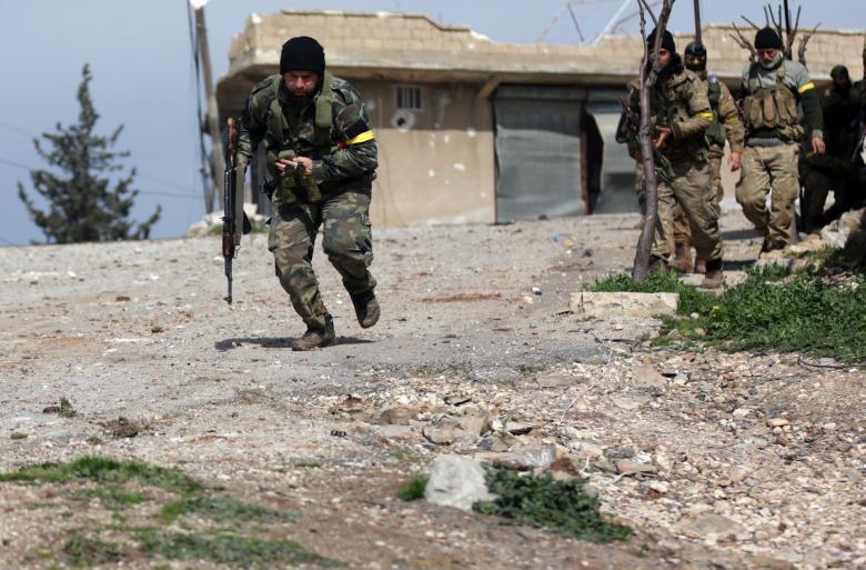 TSK destekli kuvvetlerin Suriye hamlesi 15