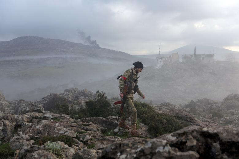 TSK destekli kuvvetlerin Suriye hamlesi 16