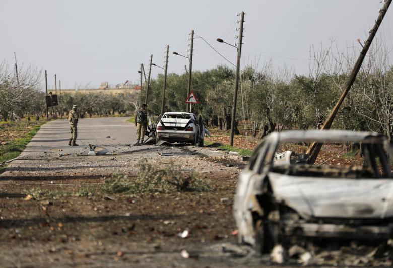 TSK destekli kuvvetlerin Suriye hamlesi 2
