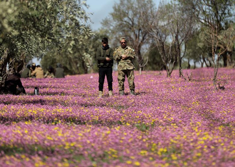 TSK destekli kuvvetlerin Suriye hamlesi 3