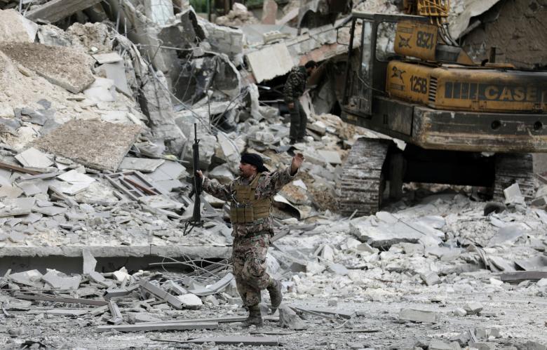 TSK destekli kuvvetlerin Suriye hamlesi 4