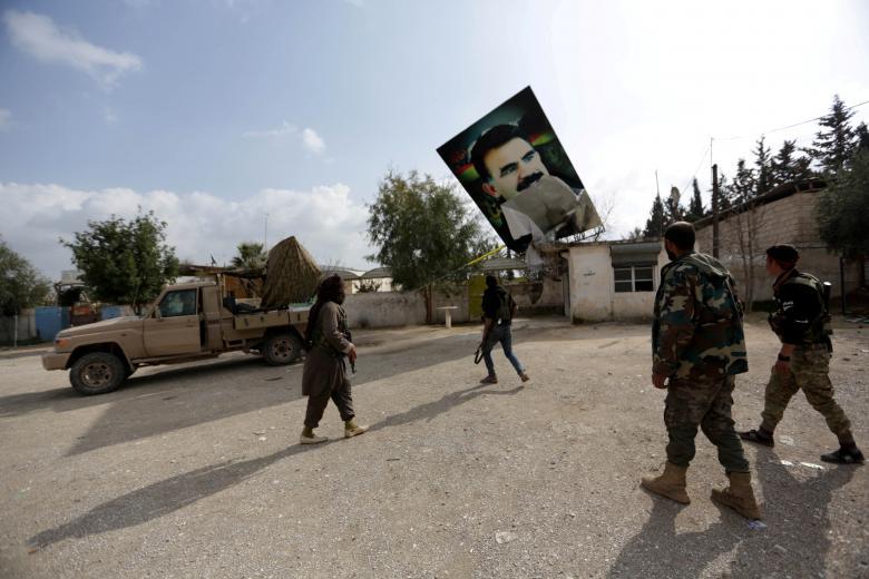 TSK destekli kuvvetlerin Suriye hamlesi 5