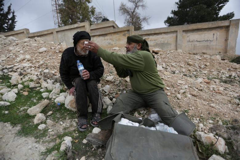 TSK destekli kuvvetlerin Suriye hamlesi 9