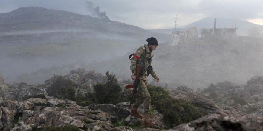 TSK destekli kuvvetlerin Suriye hamlesi