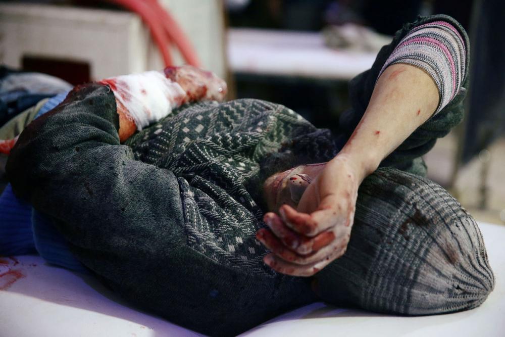 Doğu Guta Kuşatması ve Suriye'de Yedi Yıl Savaşı 11