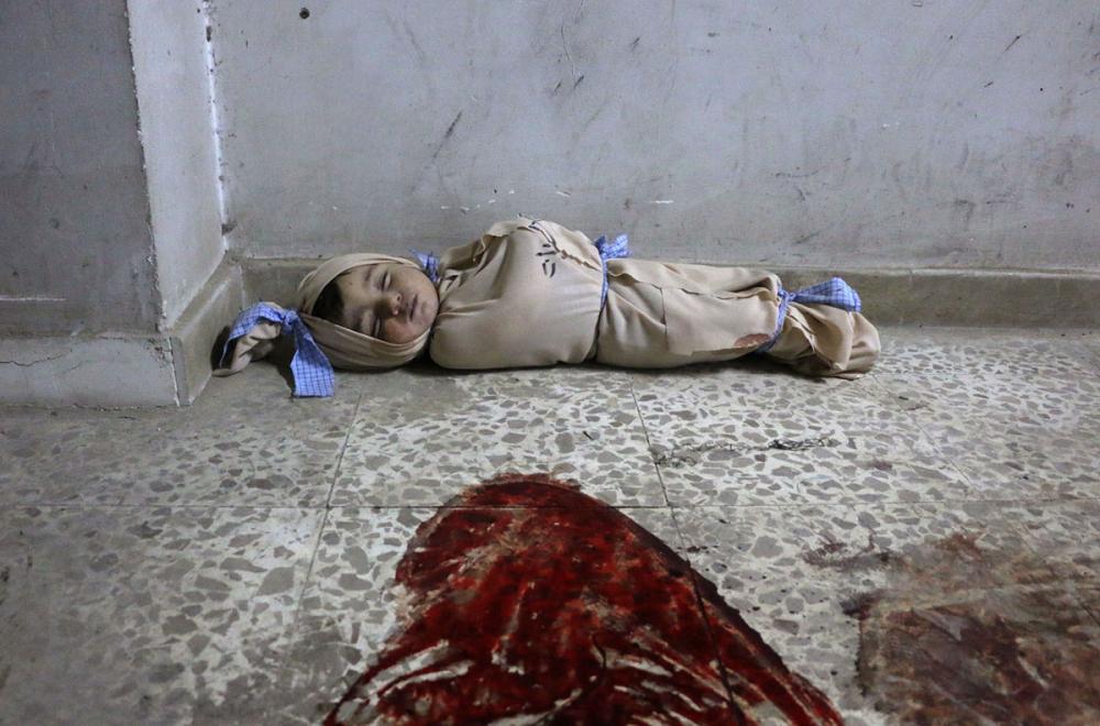 Doğu Guta Kuşatması ve Suriye'de Yedi Yıl Savaşı 13