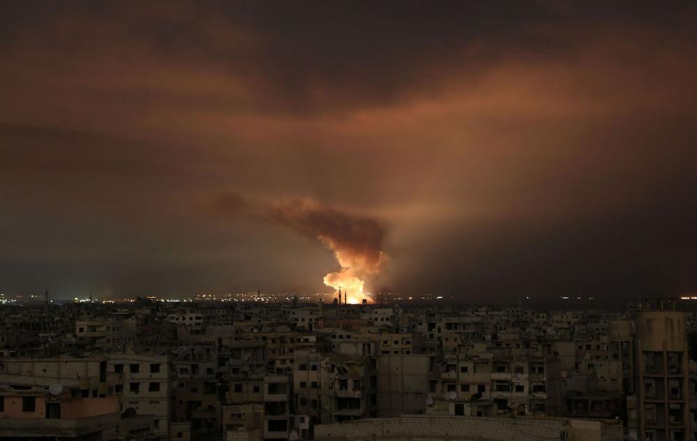 Doğu Guta Kuşatması ve Suriye'de Yedi Yıl Savaşı 14