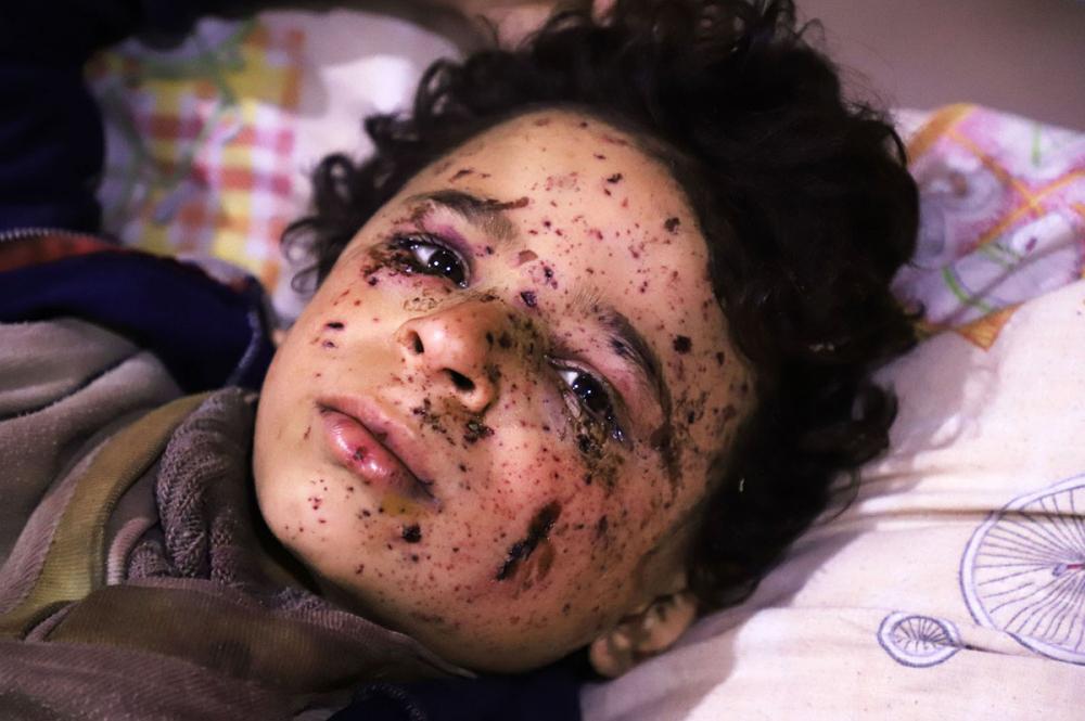Doğu Guta Kuşatması ve Suriye'de Yedi Yıl Savaşı 15