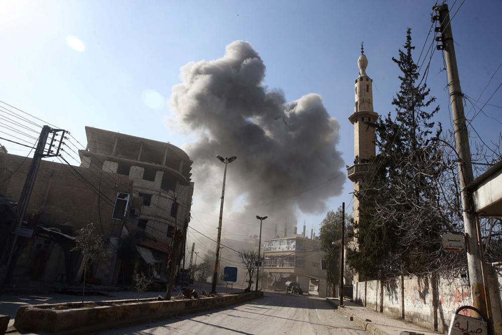 Doğu Guta Kuşatması ve Suriye'de Yedi Yıl Savaşı 3