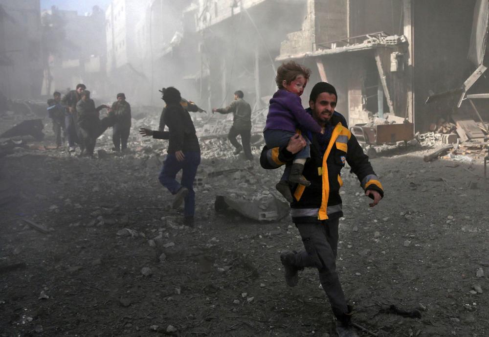 Doğu Guta Kuşatması ve Suriye'de Yedi Yıl Savaşı 4