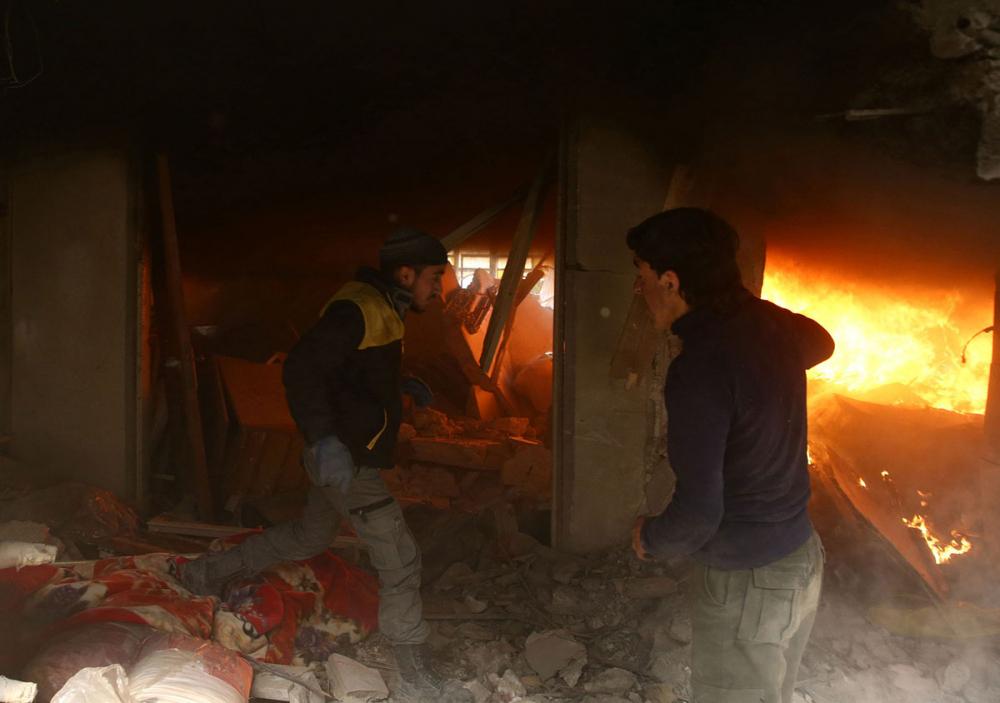 Doğu Guta Kuşatması ve Suriye'de Yedi Yıl Savaşı 5
