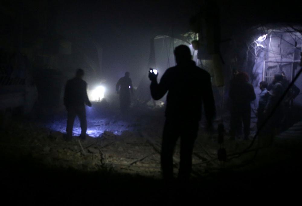 Doğu Guta Kuşatması ve Suriye'de Yedi Yıl Savaşı 6