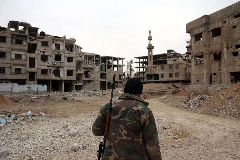 Doğu Guta Kuşatması ve Suriye'de Yedi Yıl Savaşı 7