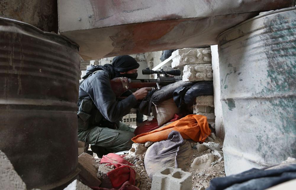 Doğu Guta Kuşatması ve Suriye'de Yedi Yıl Savaşı 8