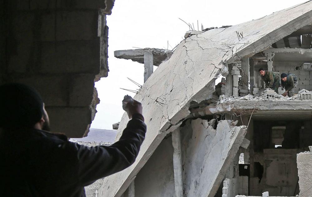 Doğu Guta Kuşatması ve Suriye'de Yedi Yıl Savaşı 9