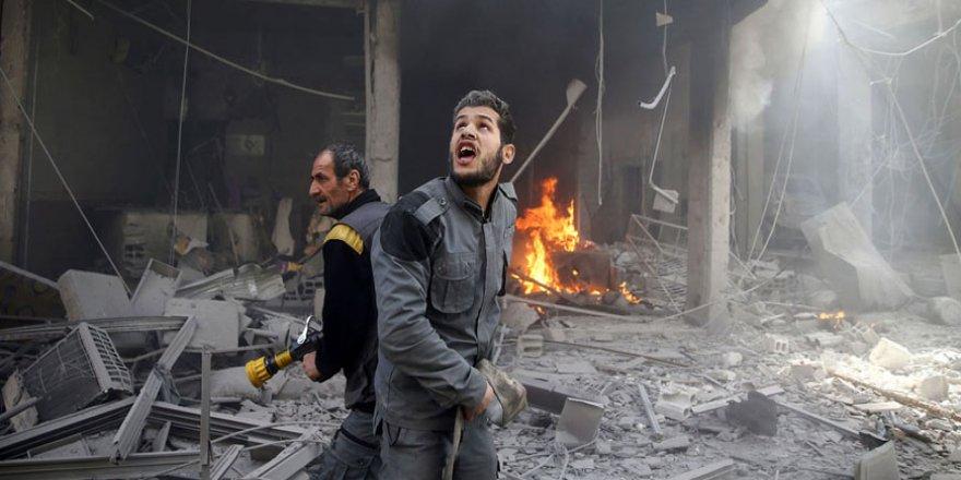 Doğu Guta Kuşatması ve Suriye'de Yedi Yıl Savaşı